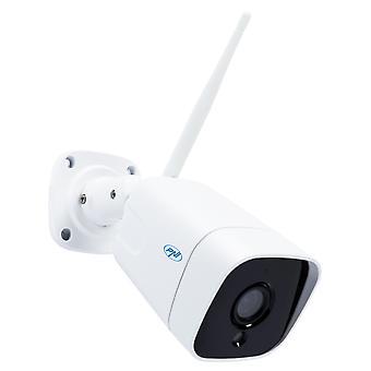 PNI House IP55 5MP trådlös videoövervakningskamera med IP- och microSD-kortplats utomhus och inomhus, nattläge