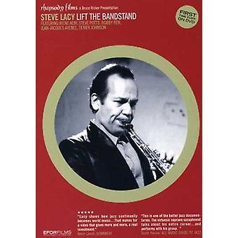 Steve Lacy - Nosta Bandstand [DVD] Usa:n tuonti