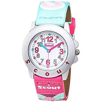 Scout Watch Analogueic Quartz Girl with Plastic Strap 1(1)