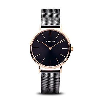 BERING Analogueic Watch Quartz Woman with Stainless Steel Strap 14134-166