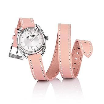 Saint Honore Analog Quartz Watch for Women with Leather Strap 7215261AIN-PIN