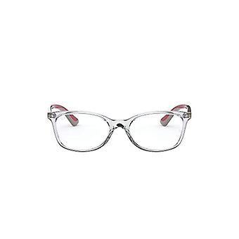 Ray-Ban RY1586 Óculos de Leitura, Cristal, 49 Unissex-Adulto