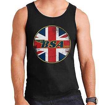 BSA 1919 Union Jack Icon Men's Vest