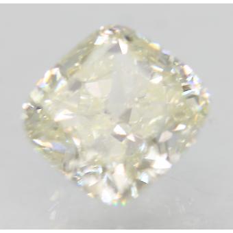 Sertifioitu 0,76 Karat I Väri VVS1 Tyyny Natural Loose Diamond 5,2x4,86mm
