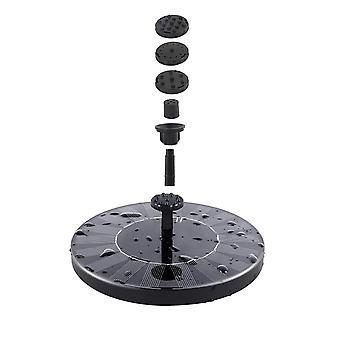 Water fountain pump powered solar dt4372