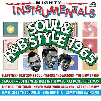 Verschiedene – Mighty Instrumentals Soul & R&B-Style 1965 Vinyl