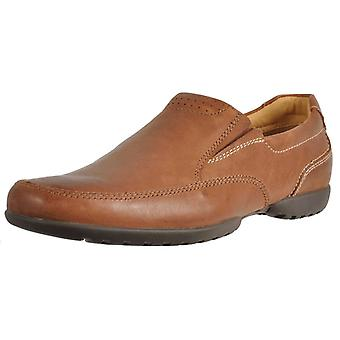 Clarks Loafers 31606 Pelle a colori