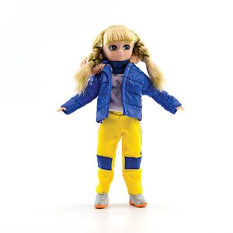 Lottie Doll Snow Day Pretend Play Unisex Kids Child Accessories Set Outfit