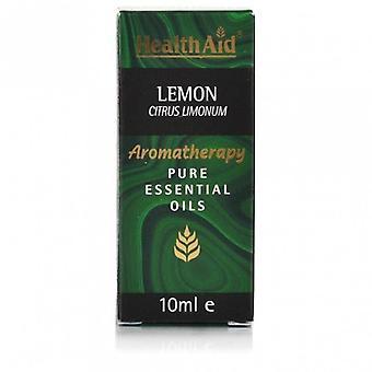 HealthAid Sitruunaöljy 10ml (805170)
