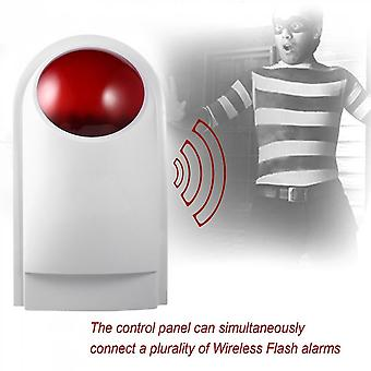 9pcs/set Gsm Wireless Smart Voice Anti-theft Alarm System With Lcd Display