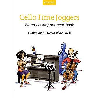 Cello tid joggare pianoackompanjemang bok