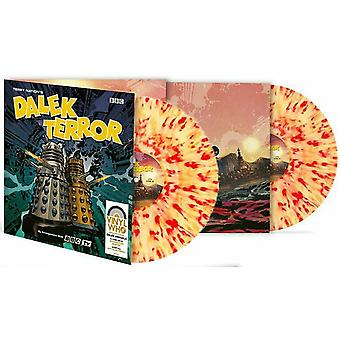 Doctor Who - Terry Nation's Dalek Terror Extermination Splatter Vinyl