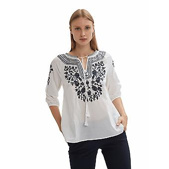 Shuuk Women Peasant Blouse Special Soft Embroidered Stylish Design & Breathable