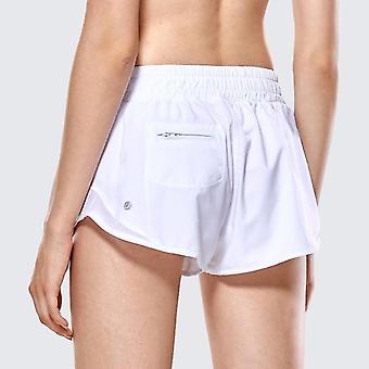 Damen Sports shorts mit Tasche