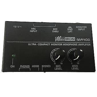 Ma400 Headphone Preamplifier Microphone (eu Plug)