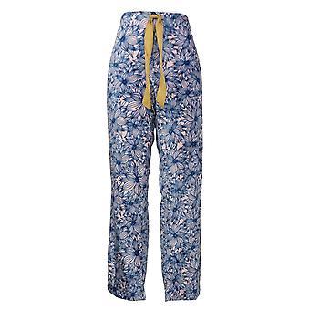 Maidenform Women's Novelty Printed Fleece Pajama Pants Pink 631063