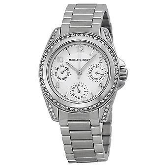 Michael Kors Blair Multi-Fonction Glitz Ladies Watch MK5612