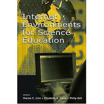 Environnements Internet pour l'enseignement des sciences