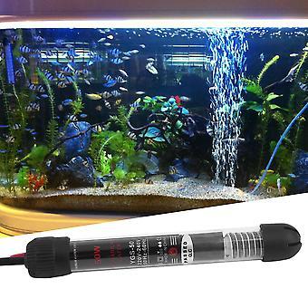 Tige de chauffage de chauffage submersible professionnelle pour aquarium en verre réservoir de poisson