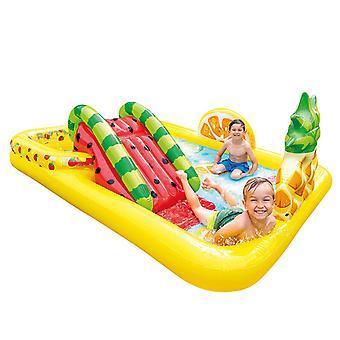Enfants Piscine gonflable Bébé Aquapark Piscine Enfants Baignoire gonflable Grand Baby Pataugeoire Piscine extérieure Eau Party Jouets