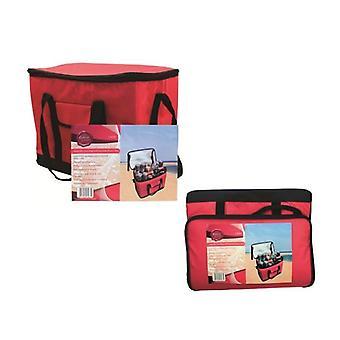 30l bolso fresco aislado una caja con hombro correa Camping Picnic al aire libre
