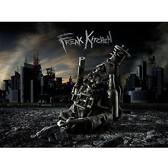 Freak Kitchen - Land of the Freaks [CD] USA import