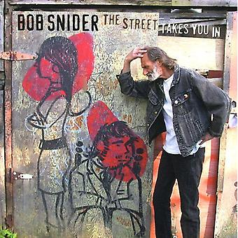 Bob Snider - Street Takes You in [CD] USA import