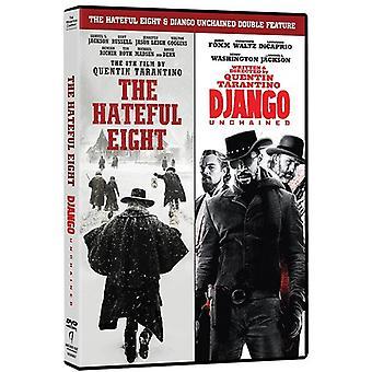 Hasserfüllt acht / Django [DVD] USA import