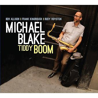 Michael Blake - Tiddy Boom [CD] USA import