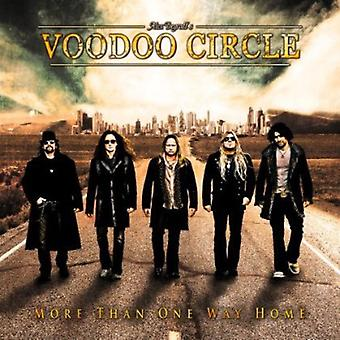 Voodoo Circle - More Than One Way Home [CD] USA import