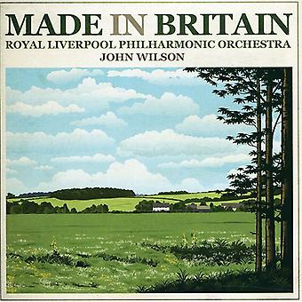 Royal Liverpool Philharmonic Orchestra & John Wils - Made in Britain [CD] USA import