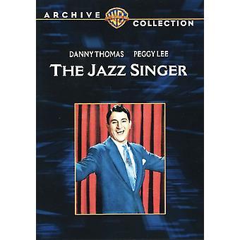 ジャズ歌手 (1953) 【 DVD 】 USA 輸入