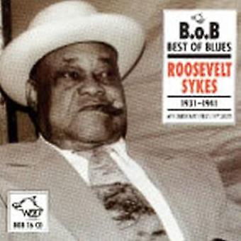 Roosevelt Sykes - 1931-41 [CD] USA import