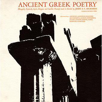John F.C. Richards - importación de Estados Unidos antiguos griego poesía tragedia comedia lírica elegíaca [CD]