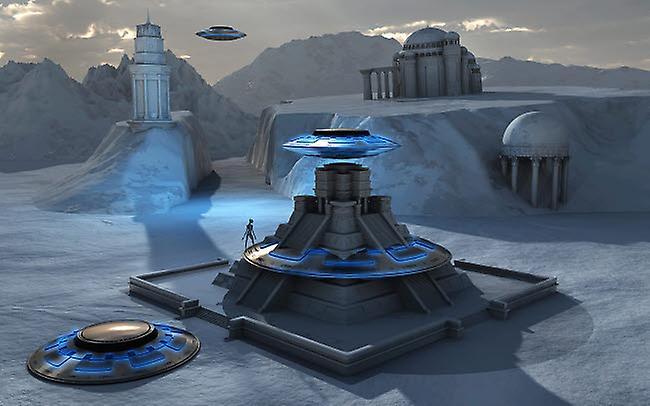 UFO whistleblower saw top secret alien base hidden in