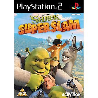 Shrek Super Slam (PS2) - Nieuwe fabriek verzegeld