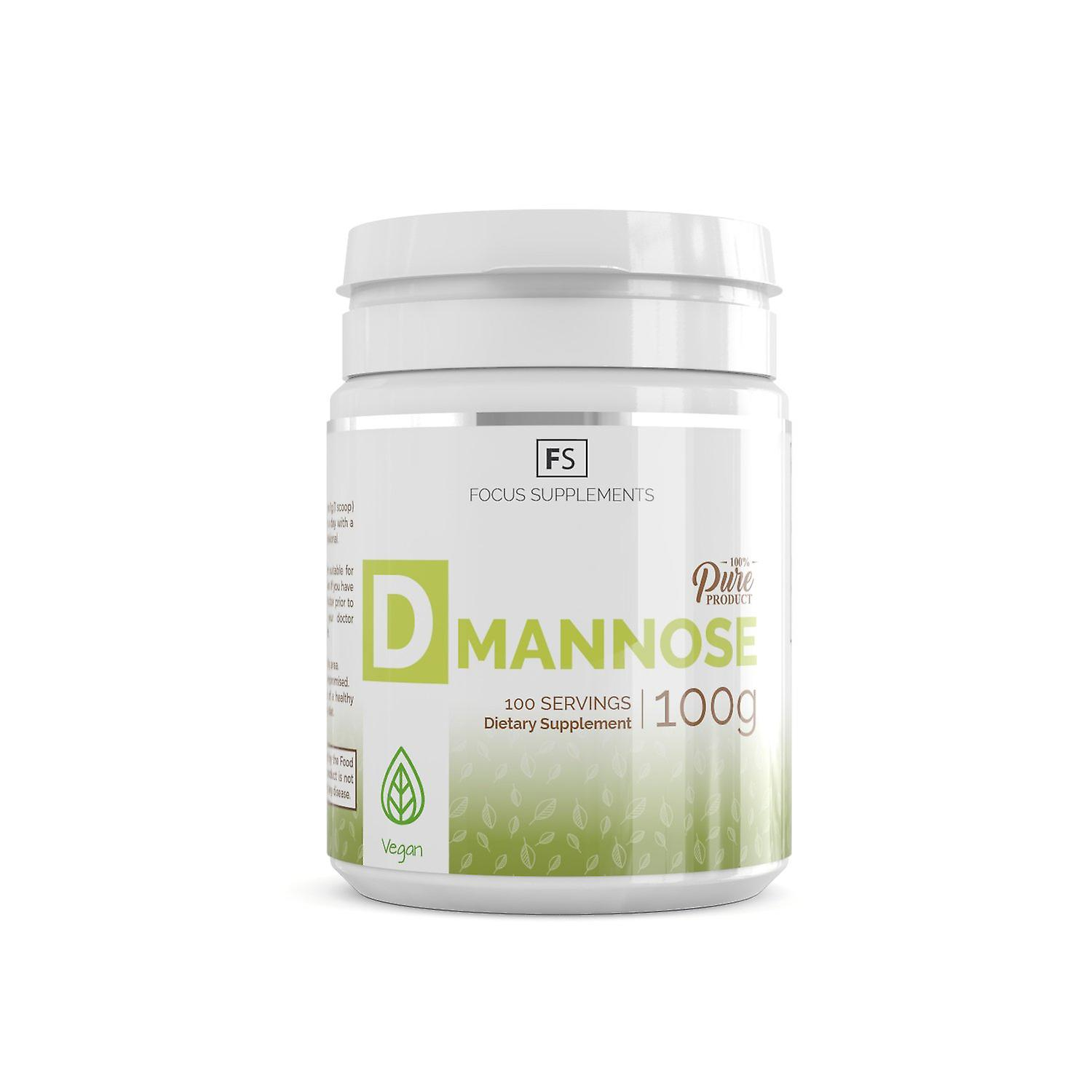 D-Mannose (Pure Powder) 100g