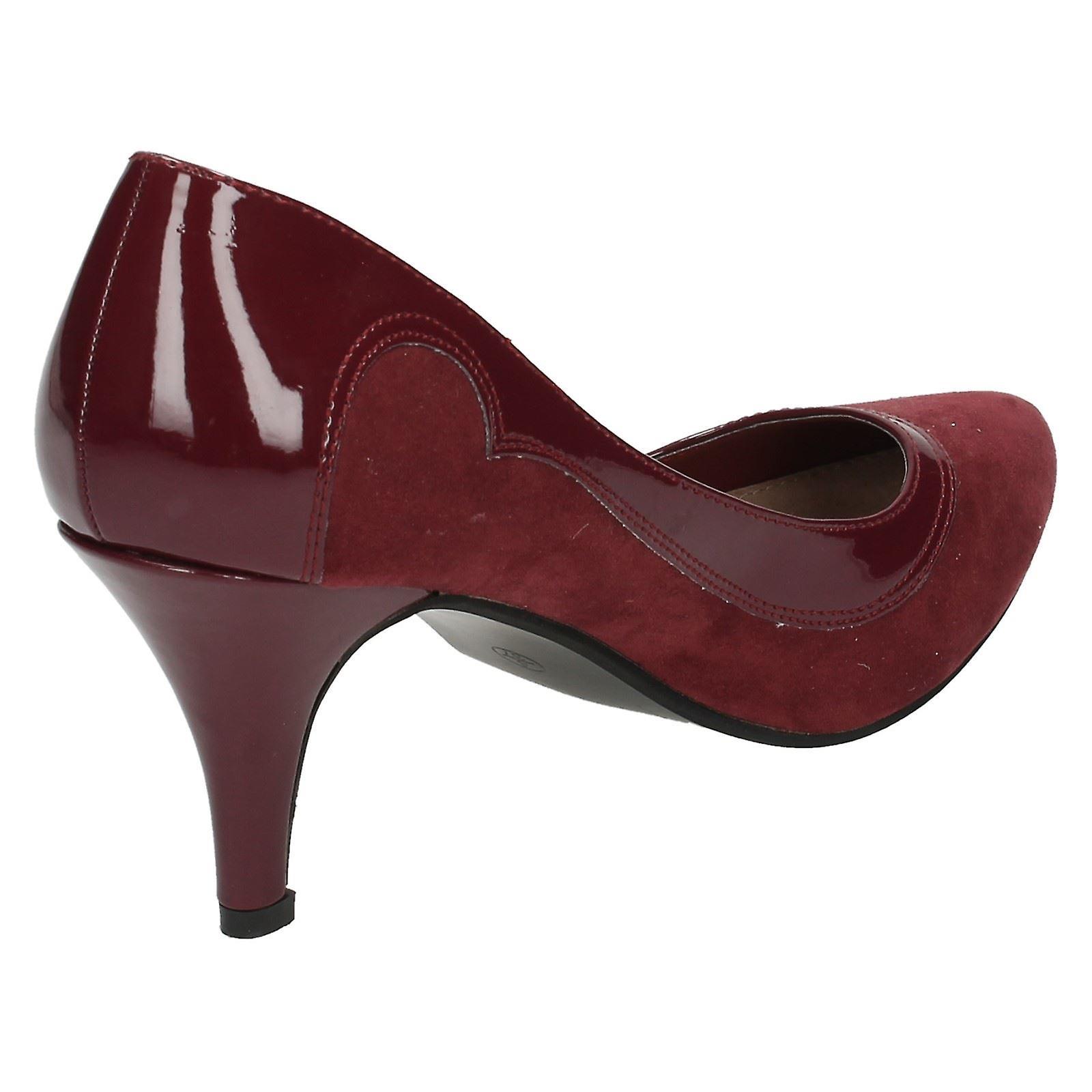 Dames plek op midden hak Hof schoenen - Gratis verzending TEN8nZ