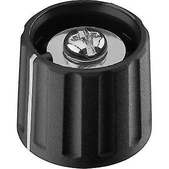 Ritel 27 21 60 3 Control knob + hand Black (Ø x H) 21 mm x 17.5 mm 1 pc(s)