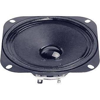 Visaton R 10 S 4 Zoll 10,16 cm Breitband-Lautsprecher-Chassis 20 W 4