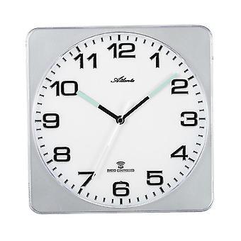 Wall clock radio Atlanta - 4383