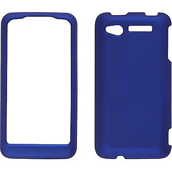 5 Pack -Wireless Solutions Soft Touch Snap-On Case for HTC Merge - Cobalt Blue