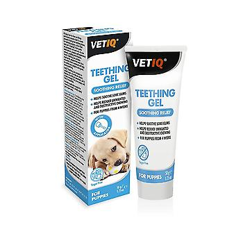Mark And Chappell VetIQ Puppy Teething Gel Soothing Relief