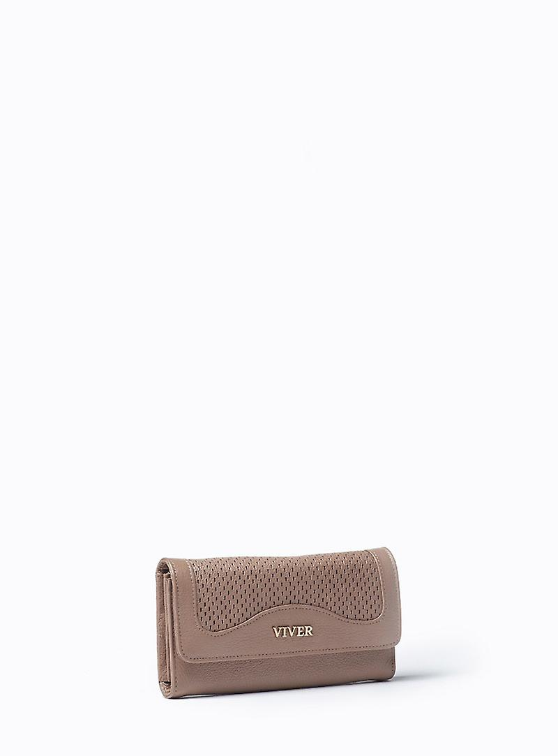 Viver Womens Leather Purse