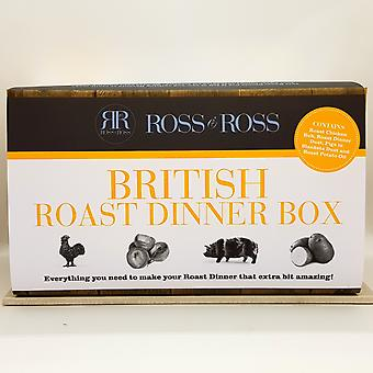British Roast Dinner Box