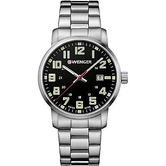 Wenger mens watch Avenue 01.1641.111