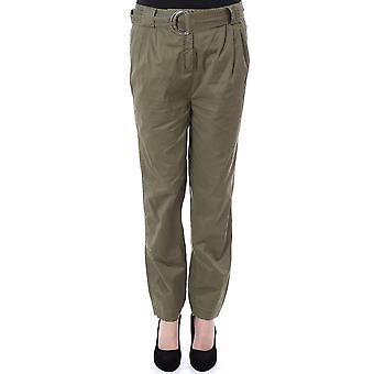 By Malene Birger Womens Military Pant With Tie Waist