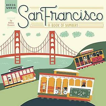 San Francisco - een boek van getallen door Ashley Evanson - 9780448489148 Bo