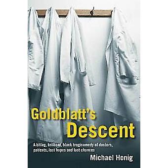 Goldblatt's laskeutuminen Michael Honig - 9780857898937 kirja