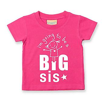 I'm Going To Be A Big Sis Tshirt